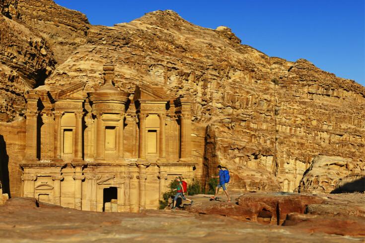 追寻中东古老文明踪迹 尽享约旦美好时光 ——访约旦驻华大使胡萨姆·侯赛尼_fororder_图3