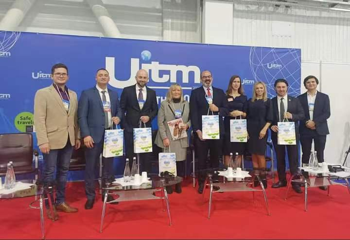 WTCF Attends the UITM - 27th International B2B Travel Exhibition_fororder_微信图片_20211009155957